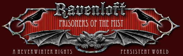 Ravenloft: Prisoners of the Mist